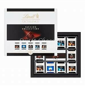 Lindt Excellence Mini Tasting Collection 197g