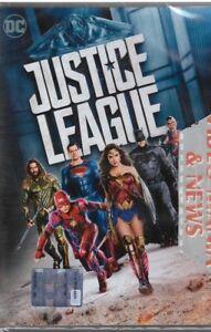 DVD JUSTICE LEAGUE (2017)