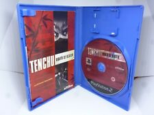 Tenchu 3: Wrath of Heaven (Sony PlayStation 2, 2003) ps2 Gaming gamers
