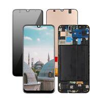 LCD SCREEN+TOUCH DIGITIZER±Frame FOR Samsung Galaxy A50 A505U SM-A505G A505F US