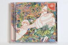 De La Jet Set Radio Minor Scratches SEGA Dreamcast DC Japan Import US Seller
