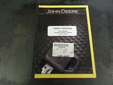 John Deere Front Blades Compact Utility Tractors Parts Catalog Pc1835