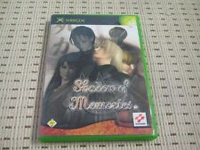 Shadow of Memories para Xbox * embalaje original *