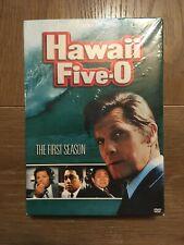 7 DVD SET-HAWAII FIVE-O-COMPLETE FIRST SEASON-ORIGINAL TV SERIES New Sealed