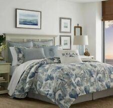 Tommy Bahama Raw Coast Comforter Set, Queen, Blue