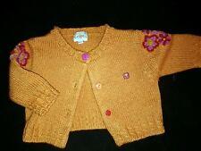 Gilet Confetti bébé fille 6 mois