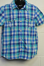 H&M Cotton Blend Checked Shirts (2-16 Years) for Boys