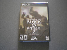 Black & White 2: Battle of the Gods Expansion  WIN XP / 2000   NEW