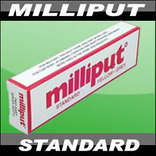 MILLIPUT YELLOW GREY 2 PART ADHESIVE EPOXY PUTTY MODEL FILLER MOULD STANDARD NEW
