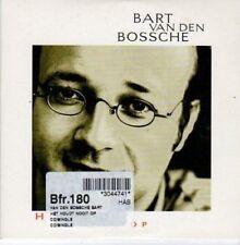 (BE481) Bart Van Den Bossche, Het Houdt Nooit - 1998 CD