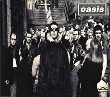 OASIS - D'you Know What I Mean - Deleted 1997 UK 4-track CD in picture digipack