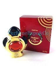 PANTHERE DE CARTIER 7.5ml - 0.25oz PARFUM Pure Perfume Splash *SEALED* (B3 BH12