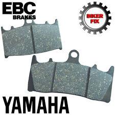 YAMAHA XV 1700 PCR Road Star Warrior 03-05 EBC Front Disc Brake Pads Pad FA252
