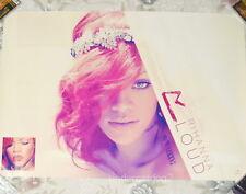 Rihanna Loud 2010 Taiwan Promo Poster