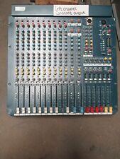 "19"" rack Allen & Heath MixWizard WZ3 14:4:2 mixing desk / mixer"