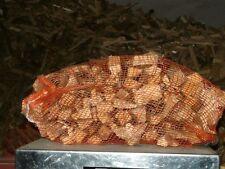 More details for orange net sacks vegetables mesh bags logs kindling wood carrots onions potatoes
