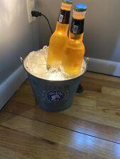 Rolling Rock Beer Light Bucket Advertising
