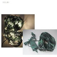 LED Filet lumineux blanc chaud 176 LEDS ECLAIRAGE DE NOËL SECTEUR D Décoration