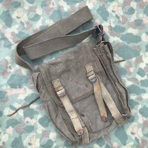 Original WWII WW2 US Army Engineer Demolition Satchel Carry Bag Gear Paratrooper