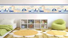 Dinosaurs Train Wallpaper Border Self Adhesive Children Bedroom  Decals 35