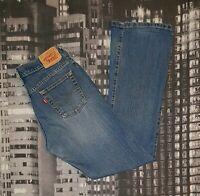 LEVI'S® Damen Jeans W29 L31, hosengröße: 38, Modell 515 BOOT CUT, Authentisch