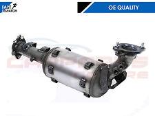 Pour nissan navara D40 2.5 dci 06-dpf diesel particulate exhaust filtre yd 25 ddti