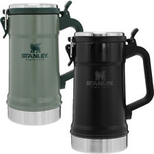 Stanley 24 oz. Classic Vacuum Insulated Stainless Steel Beer Stein