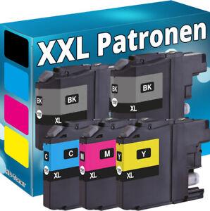 XXL PATRONEN kompatibel für BROTHER MFC-J480DW J880DW J4420DW J4620DW J4625DW