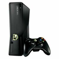 Microsoft Xbox 360 E with Kinect 250 GB Glossy Black Console (NTSC) (Used)