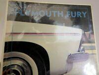 Plymouth Fury Golden Commando Magazine clipping advertisement Ad
