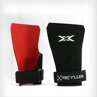 Reyllen BumbleBee Fingerless Gymnastic Grips CrossFit Fitness Gym WOD Gymnastics