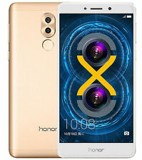 HONOR 6X |GOLD|4G VoLTE|64GB ROM|4GB RAM|DUALCAMERA 12MP+2MP|FINGERPRINT|DUALSIM