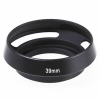 39mm Metal Lens Hood Protect for Leica Camera 39mm Lens Filter thread