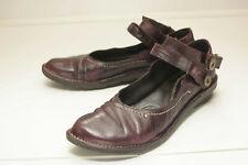Coco & Abricot US 7 Burgundy Shoes EUR 38