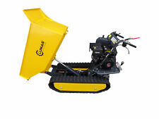 Lumag Mini Raupendumper Md-500h Dumper Minidumper Motorschubkarre Kettendumper