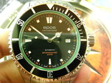 NEW 45MM EPOS 3396 Limited Edition for Malaysia 200M SUBMARINER AUTO MENS WATCH