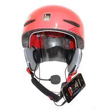KOKKIA H10Mic (Black) Sports/Motorcycke Helmet stereo earphones+microphone
