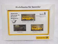 eso-7977Brekina 1:87 Serie 8 Historische Fahrzeuge der Deutschen Bundespost