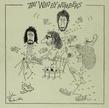 The Who By Numbers No: 91873 (Holland 1975) : The Who