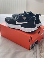 Nike React Miler Black Running Trainers Size 10