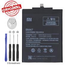 New Genuine Original BM47 Battery 4000mAh For Xiaomi Hongmi Redmi 3 3S 3 Pro 4X