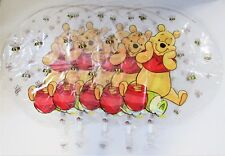"""Pack of 5 Disney Winnie the Pooh Clear 26"""" Helium Balloons - Party Decorations"""