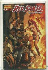"Red Sonja -  #2 NM ""She-Devil With A Sword"" Cover A Dynamite Comics CBX1J"