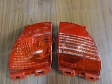 Rear Fog Lights Bumper Reflectors Pair for Peugeot 2008 2014-2015
