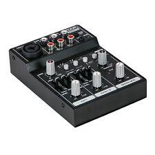 DAP-Audio Mini-GIG Mixer mit Bluetooth & USB Soundkarte