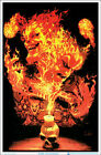 "Insane Clown Posse ICP Jeckel Brothers by Tom Wood Blacklight Poster 23"" x 35"""