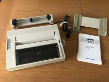 Commodore MPS 1230 Printer for Commodore 64 & Amiga * Cleaned * Tested *
