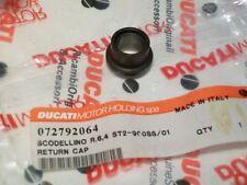 Scodellino di ritorno new valve return cap shim Ducati monster 6,40mm 072792064