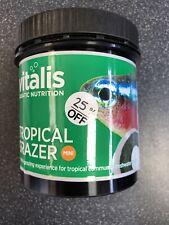 Vitalis Tropical Grazer Mini - For Tropical Community Freshwater Species 290g