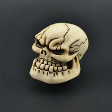 Skull Head Type Universal Car Truck Manual Gear Shift Knob Lever Shifter